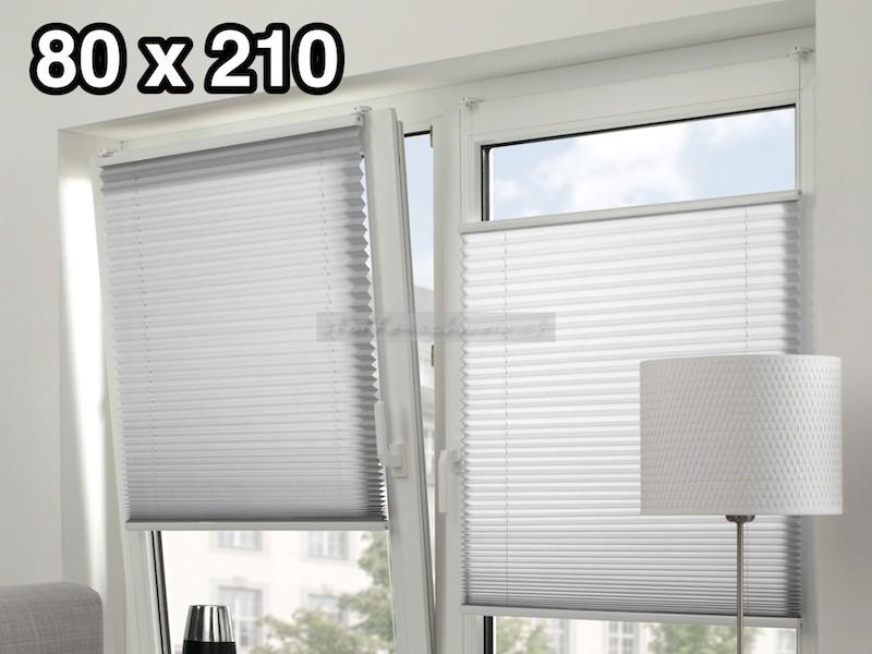 Slimfix Plissee 80 x 210