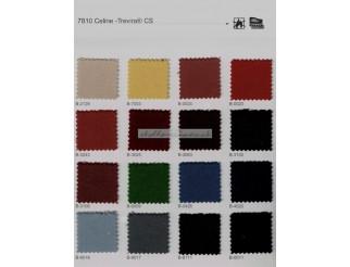 Muster Farbkarte Bühnen Samt Celine TCS
