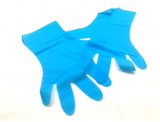 10x Handschuhe Hygiene ohne Puder ohne Latex
