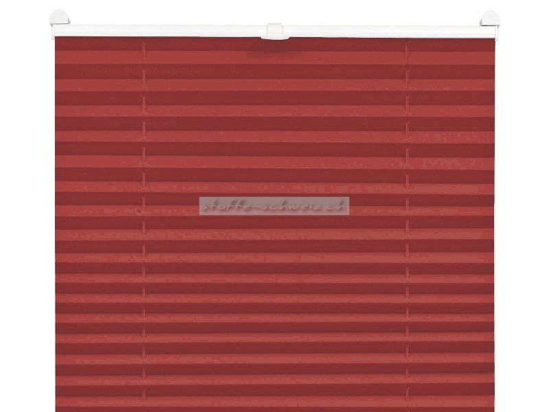 easyfix plissee mit 2 bedienschienen 90 x 130. Black Bedroom Furniture Sets. Home Design Ideas